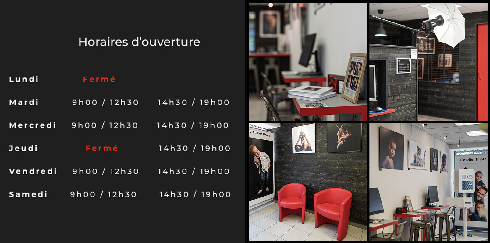 atphot horaire vues